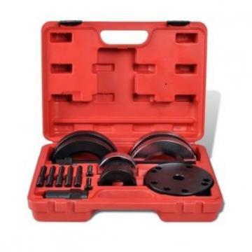 23 pcs Master Set Front Wheel Drive Bearing Removal Adapter Tool Kit W/Case 6F