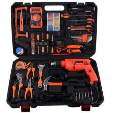 23 pcs Master Set Front Wheel Drive Bearing Removal Adapter Tool Kit W/Case 5F