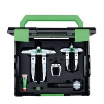 Universal Hydraulic Press Support Block Plate Bearing Bushing Repair Tool Set