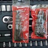 CRAFTSMAN ACCESSORY SET W/ Case 100 Piece Mechanics Ratchet Tool Accessories Set