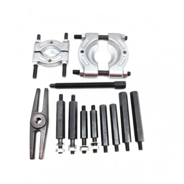 5T Hydraulic Bearing Gear Puller Wheel Hub Puller Separator Garage Tool 3-Jaws #1 image